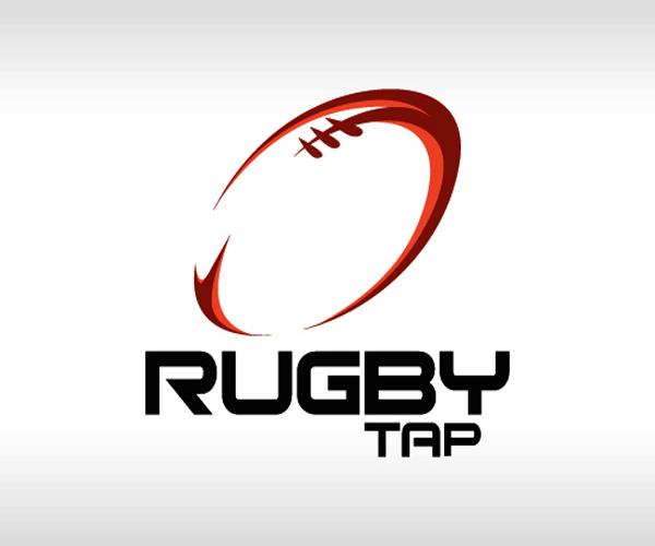 rugby-tap-logo-design