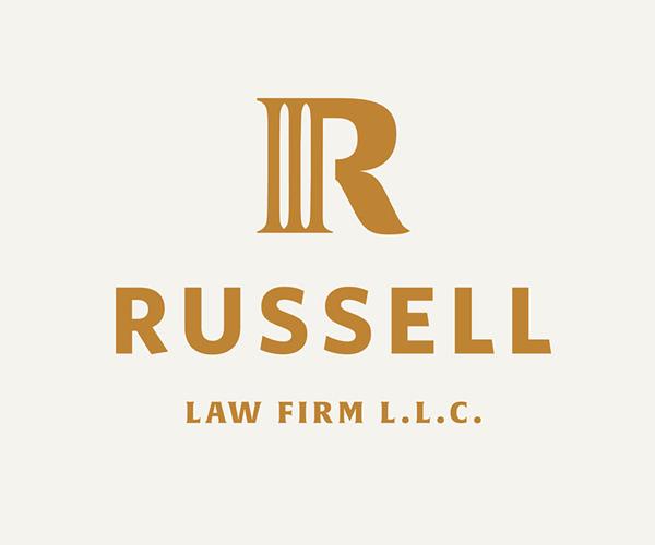 russell-law-firm-logo-design-llc
