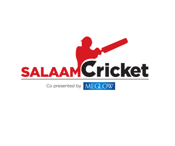 salaam-cricket-logo-design-red-color
