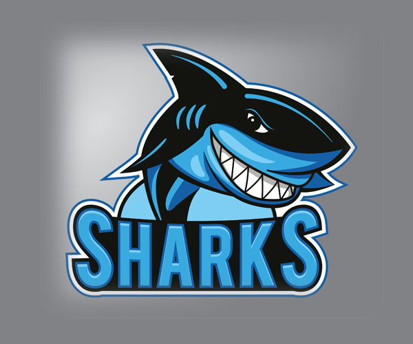 sharks-logo-design-free