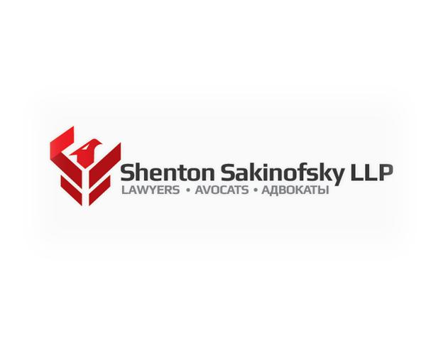 shenton-sakinofsky-llp-logo-design