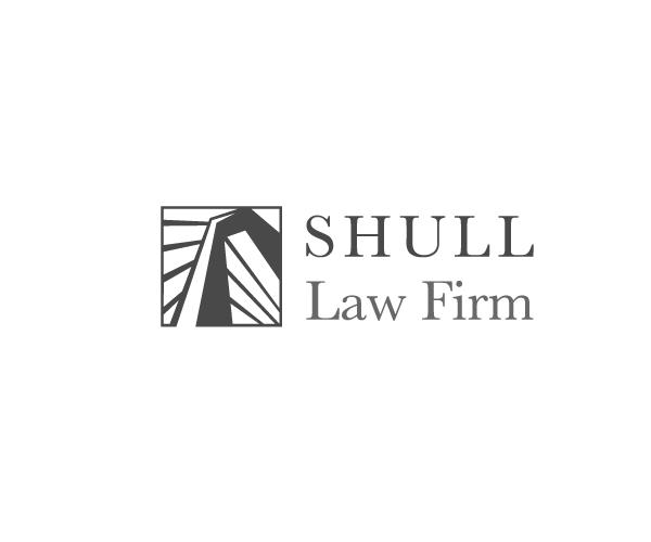 shull-law-firm-logo-design