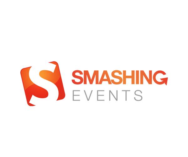 smashing-events-logo-design
