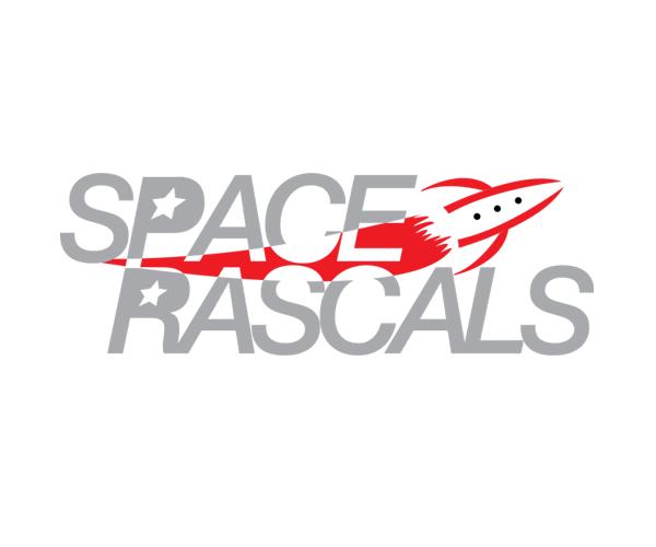 space-rascals-logo-design