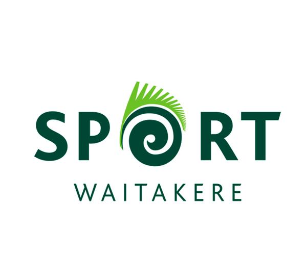 sport-waitakere-logo-design