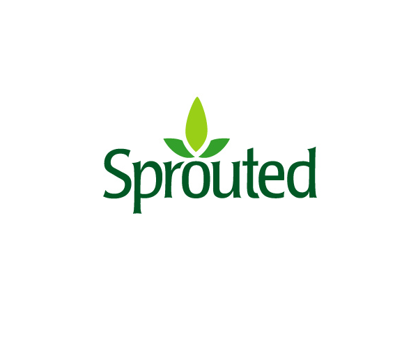 sprouted-logo-design-green