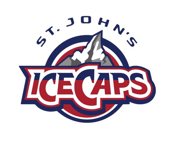 st-johns-ice-caps-logo-design