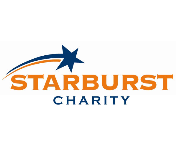 starburst-charity-logo-design