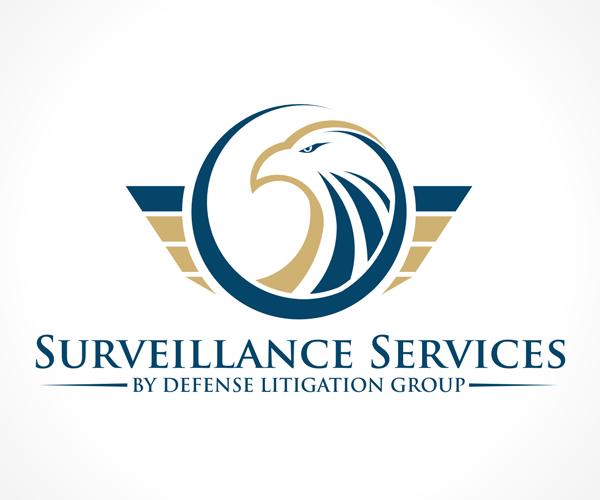 surveillance-services-logo-design