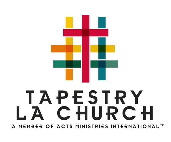 tapestry-la-church-logo-design