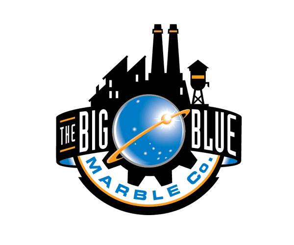 the-big-blue-marble-co-logo-design
