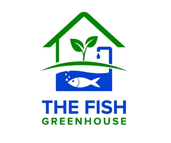 the-fish-green-house-logo-design