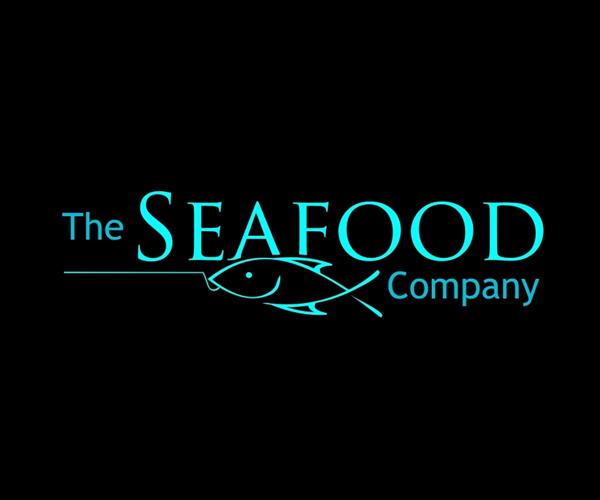 the-sea-food-company-logo-design