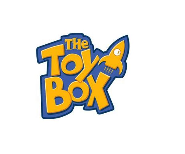 the-toy-box-logo-design