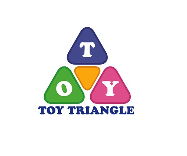 toy-triangle-logo-design