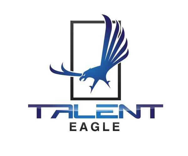 trlent-eagle-logo-design