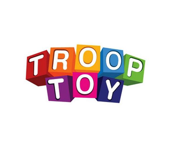 troop-toy-logo-design