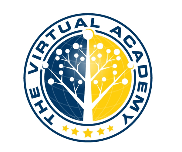 virtual-academy-logo-design