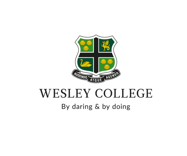 wesley-college-logo-design