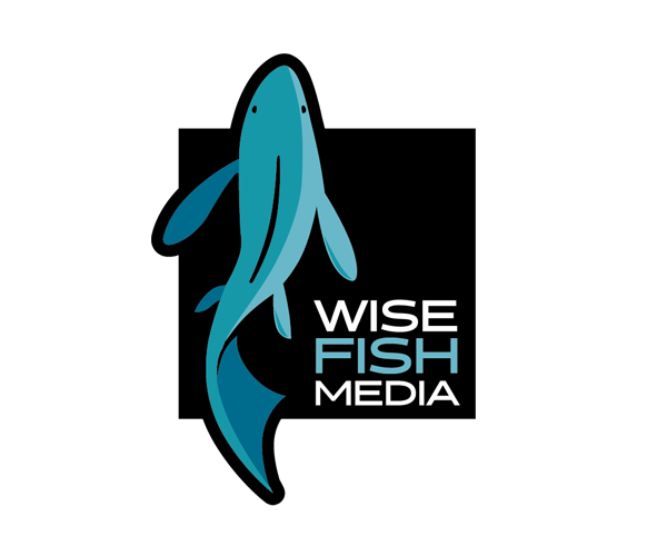 wise-fish-media-logo-design-creative
