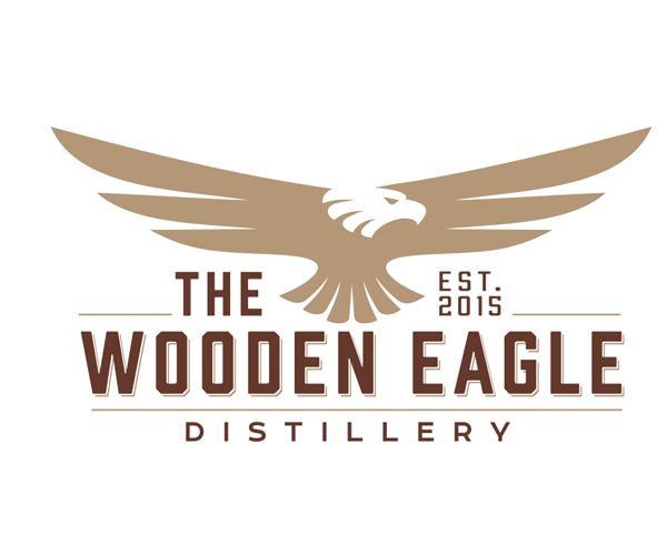 wooden-eagle-logo-design