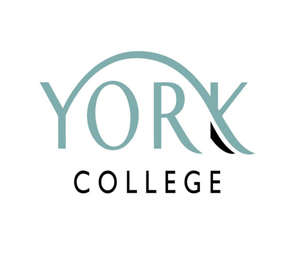 york-college-logo-design