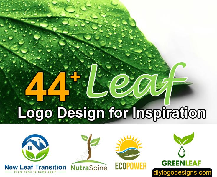 44+ Best Leaf Logo Design Inspiration and Ideas