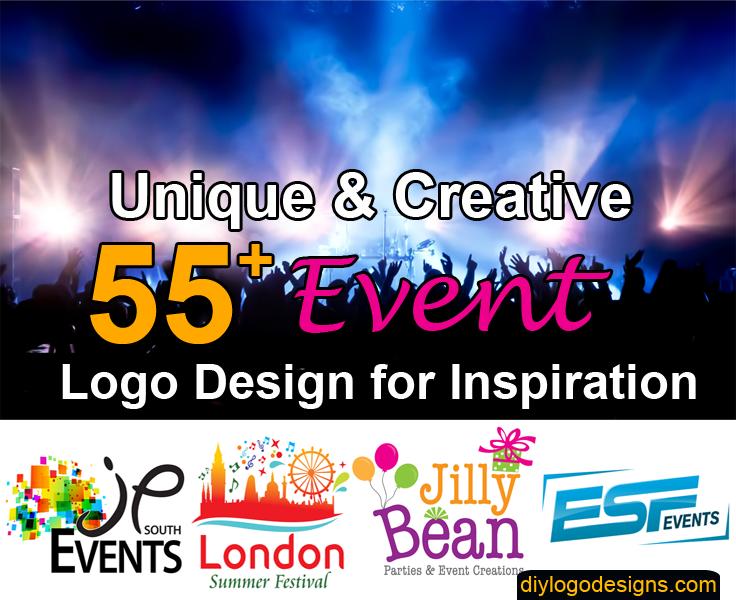 55+ Creative Event Logo Design Samples for Inspiration