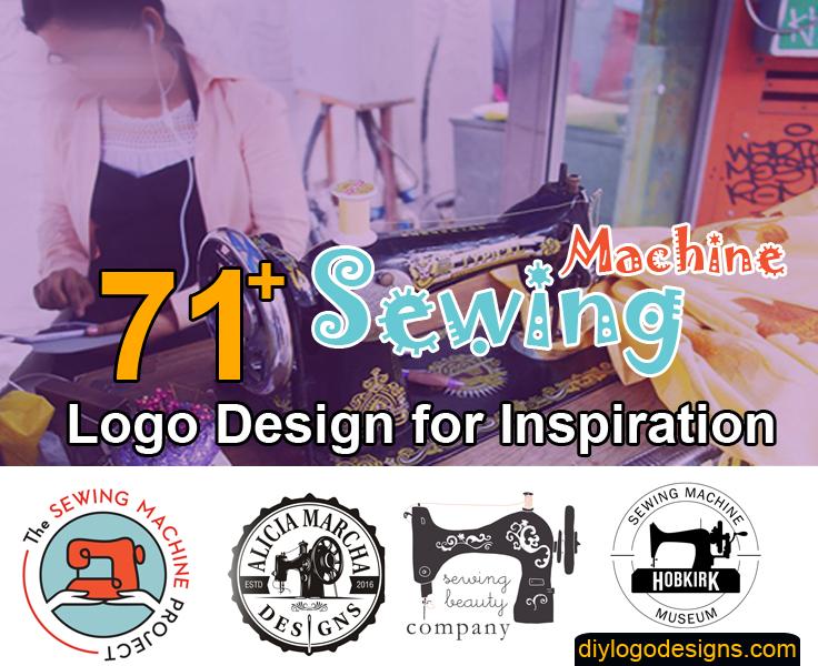 71+ Best Sewing Machine Logo Design and Brands