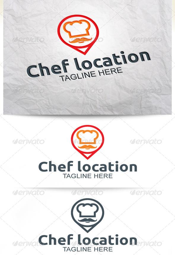 Chef-Location-logo-download-creative