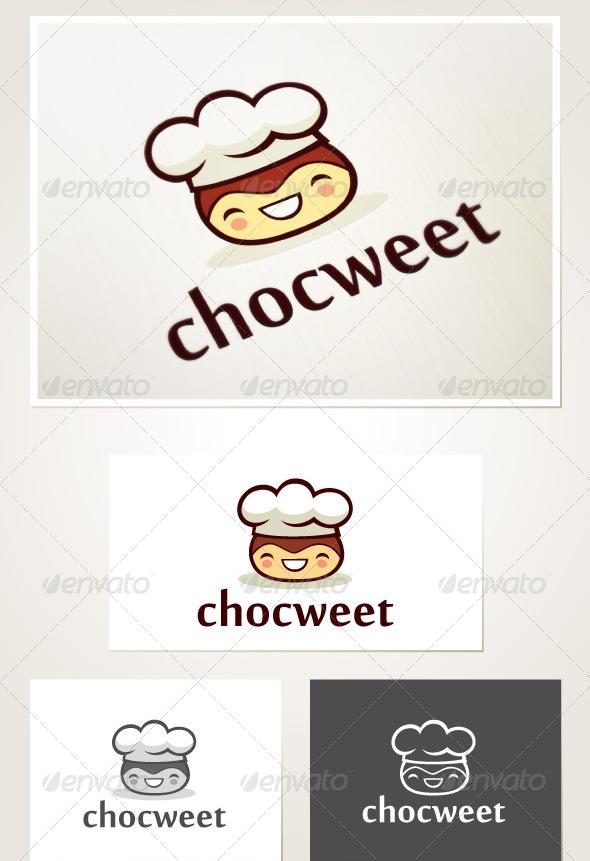 Chocweet-Logo-Template-download