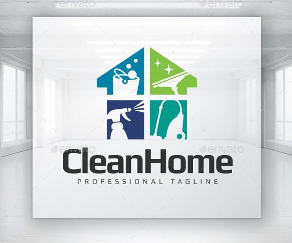 Clean-Home-Logo-download