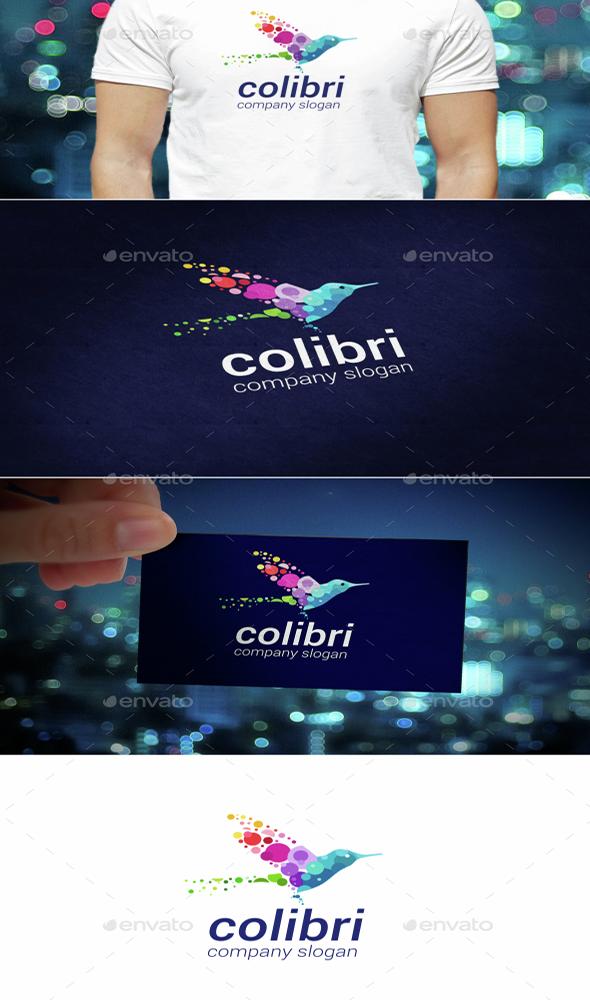 Colibri-Logo-creative-colorful-logo
