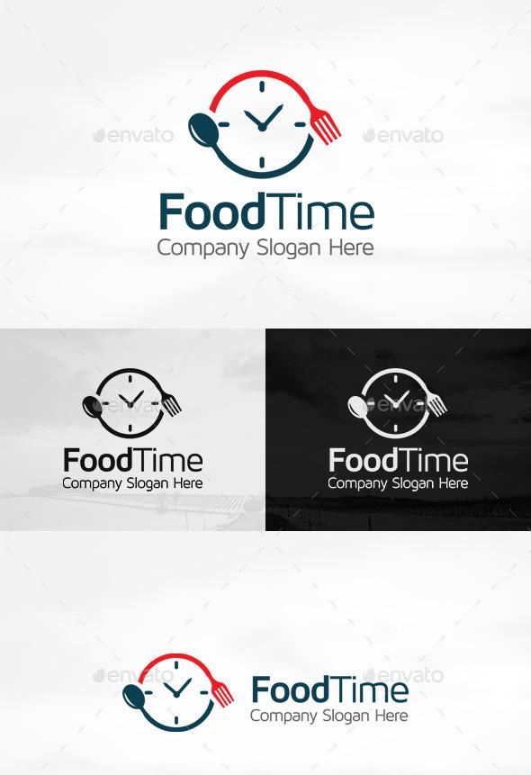 Food-Time-Logo-download-free