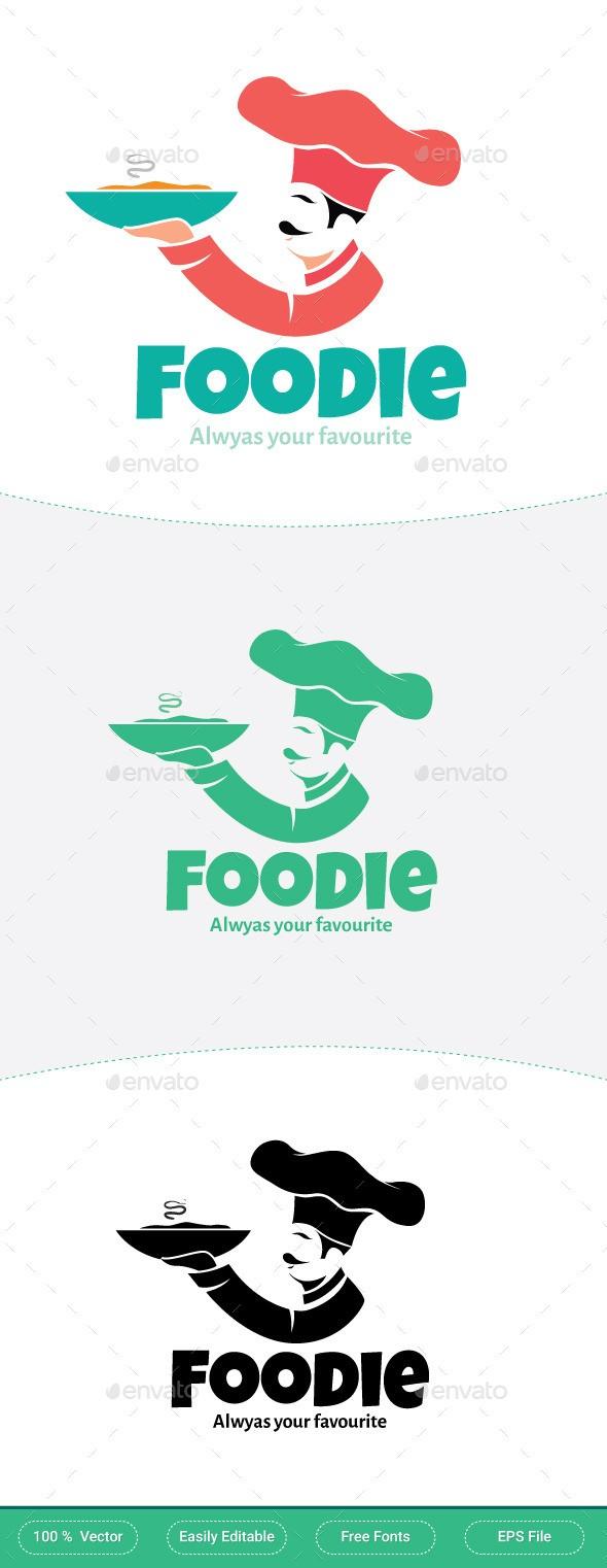 Foodie Restaurant Logo download