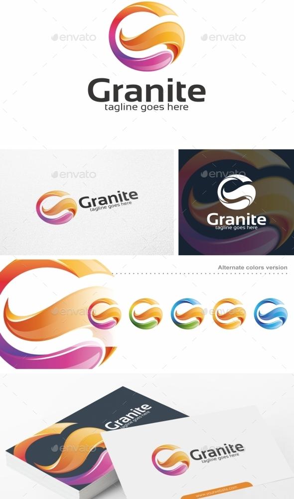 Granite---Letter-G---Logo-Template
