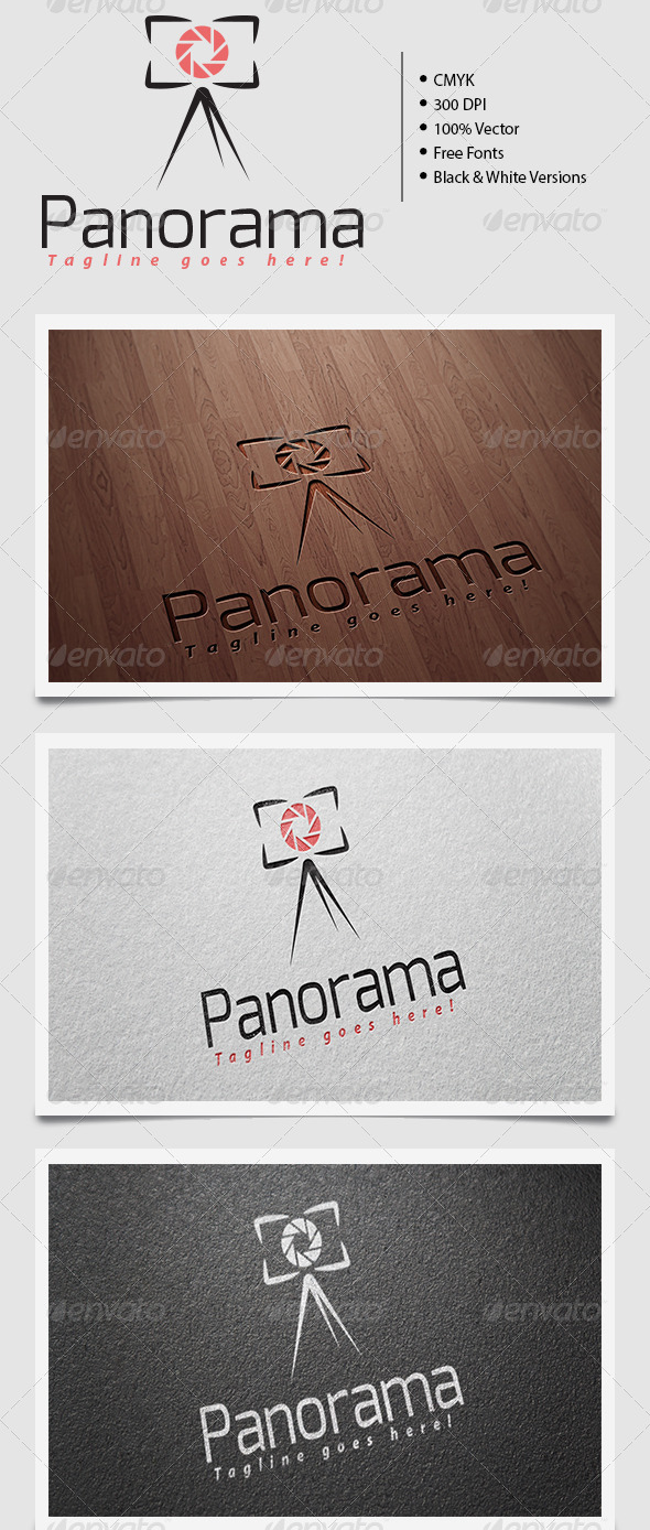 Panorama---Photography-Logo-download