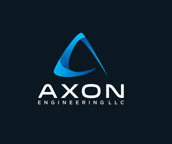 axon-engineering-llc-logo-design