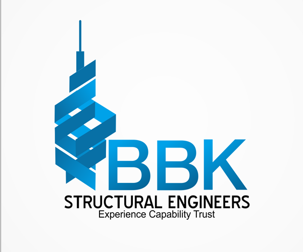 bbk-structural-engineers-logo-design