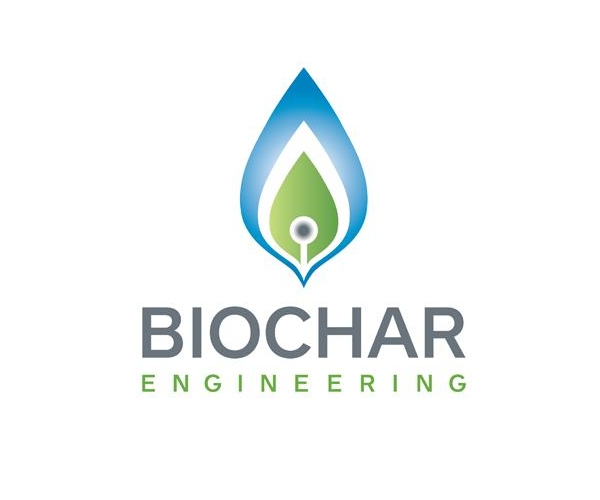 biochar-engineering-co-logo-design