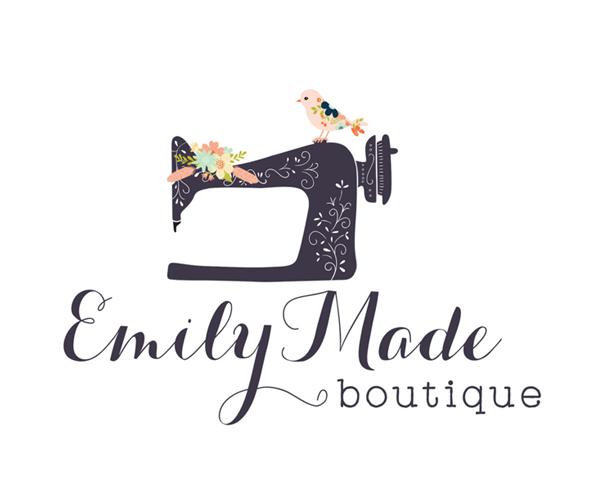 emily-made-boutique-logo-design