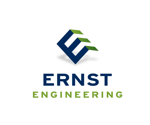 ernst-engineering-logo-design