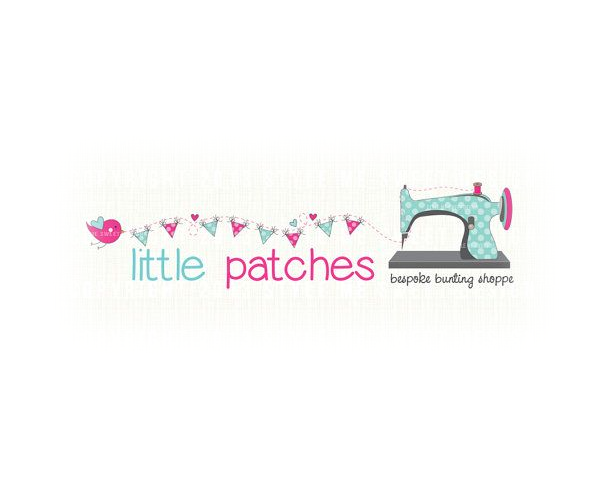 little-patches-logo-design