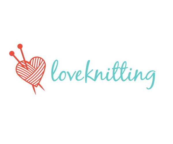 love-knitting-logo-design