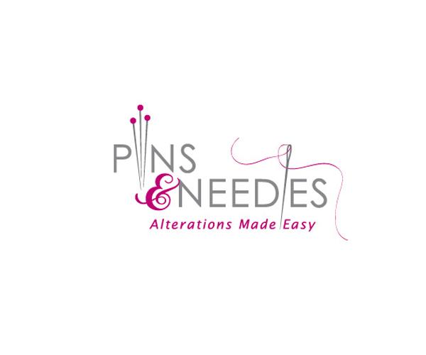pins-and-needles-logo-design