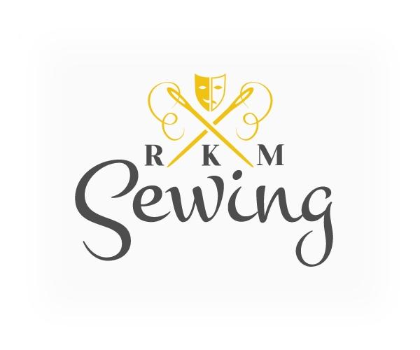 rkm-sewing-logo-design