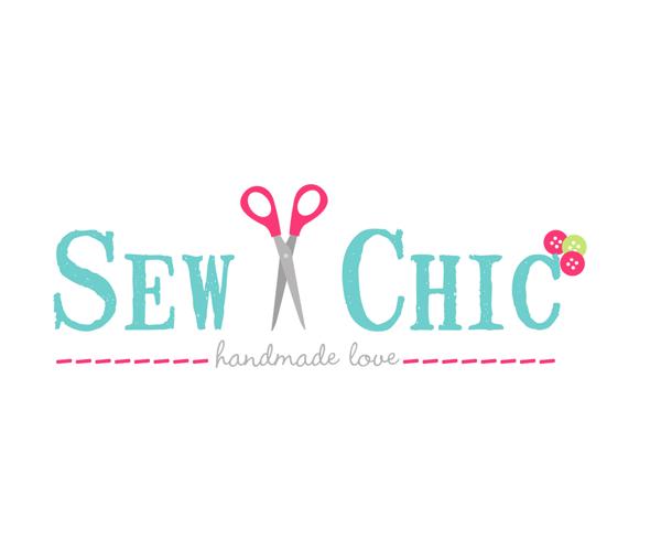 sew-chic-logo-design-handmade-logo
