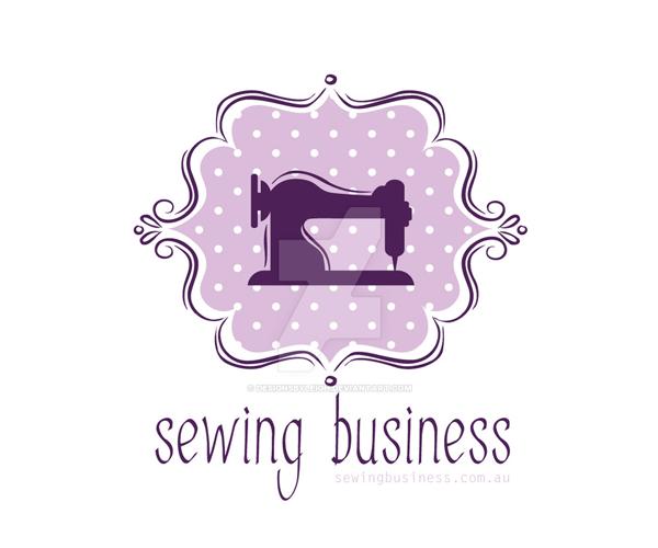 sewing-business-logo-design