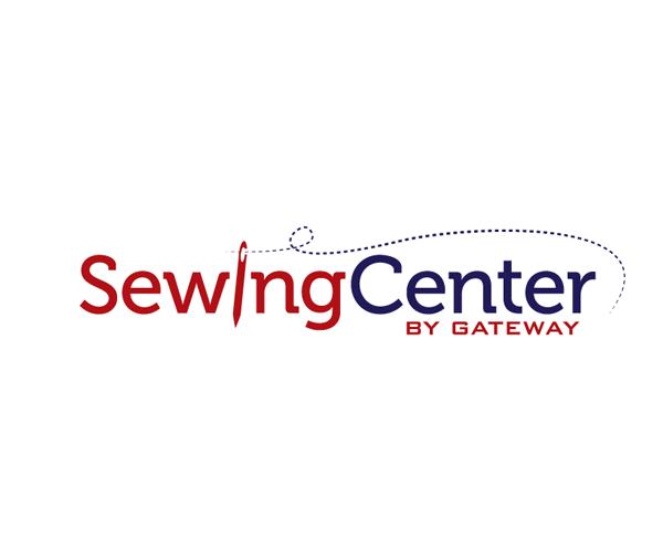 sewing-center-logo-design-uk