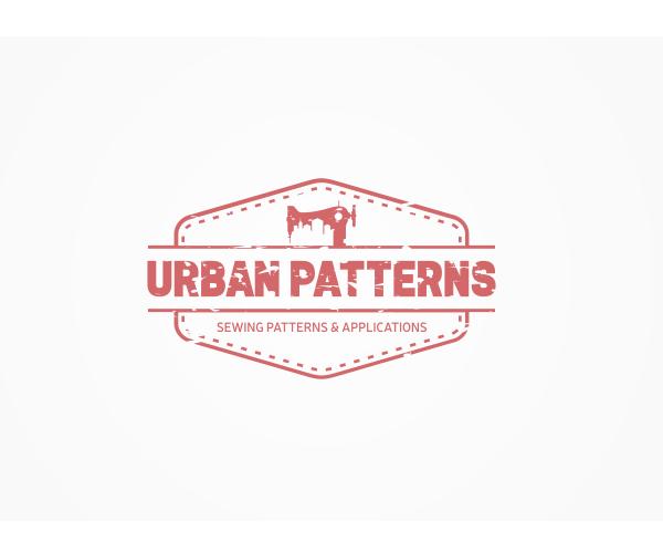 urban-patterns-logo-design-for-sewing